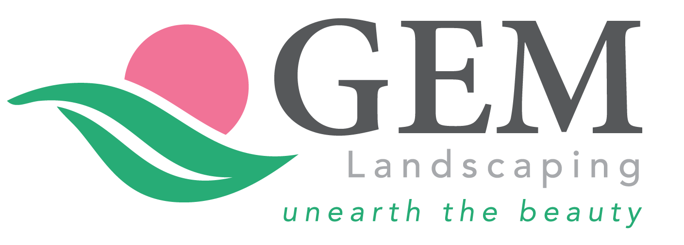 GEM Landscaping LLC Logo